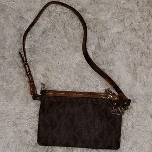 MK Shoulder Bag/Wristlet